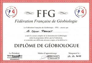 Diplome de géobiologue fédération française de géobiologie